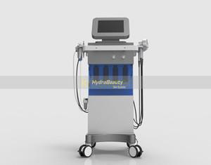 SPA 18 Hydra viso pistola a spruzzo di ossigeno idro dermoabrasione fotone led light therapy viso anti invecchiamento viso profonda macchina di pulizia