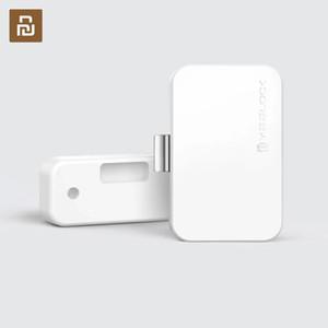 Xiaomi Youpin YEELOCK Смарт ящика Кабинет блокировки Keyless Bluetooth APP Unlock противоугонной безопасности ребенка File Security Выдвижные переключатель 2021