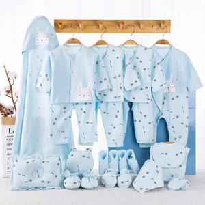 caixa FZ1007 Bebê Kids Clothing presente para o bebê recém-nascido conjunto enxoval atacado