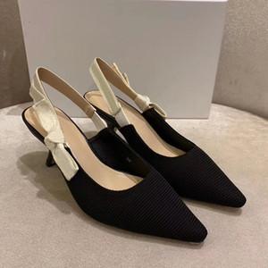 Moda sexy alta salto alto sandálias gladiador de couro Sandálias Mulheres Belas Designer de luxo calcanhar sapatos de salto alto 6.5cm mulher sapatos tamanho grande 42