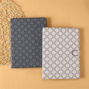 Designer di lusso PU Custodia in pelle PU Case Tablet Case Classico Stampa floreale Cover per iPad Mini 234 iPad Pro 9.7 / 10.5 Air 2 Shell Amortibile