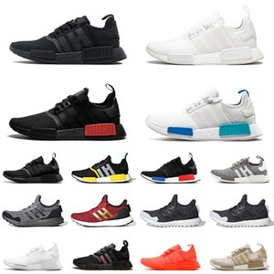 2020 NMD R1 Running shoes Game Of Thrones x ultra boost men women triple black Solar Red ultraboost men trainers sports sneakers