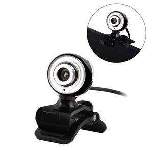 Webcam-Computer A848 HD-Kamera Eingebautes Mikrofon Computer-Kamera Geeignet für Notebook geeignet für Amazon