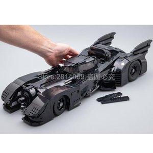 Presell 76139 Batman Super Eroe 1989 Batmobile Girl 3856Pcs corredi di costruzione Blocks giocattoli dei mattoni del regalo dei bambini Compatibile 59005