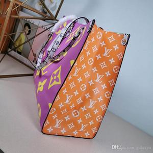 18 цветов крупнотоннажные роскошные дизайнерские сумки, 4 великолепных женских сумки из натуральной кожи в разных цветах 44571-222 s1