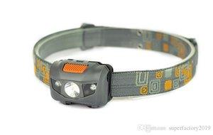 휴대용 미니 전조 600LM 전조등 크리어 R3 헤드 램프 2 LED 전등 전조등 토치 테르 헤드 밴드 하이킹 캠핑 2,019