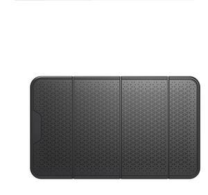 LOONFUNG LF189 Universal Silikon Antirutschmatte Autohalter Handy Einstellbar