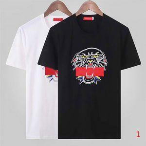 Designer Men's T-shirts Fashion Letter Print Mens Brand Casual T Shirts Breathable Men Crew Neck Tees Tops 4 Styles Size M-3XL-2 DA20423