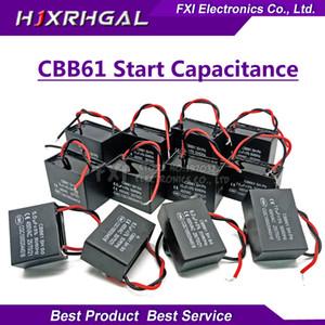 1 stücke Cbb61 Startkapazität Ac Fan Kondensator 450 v Cbb Motor Run Kondensator 1uf 1.2uf 1.5uf 2uf 2.5uf 3uf 3.5uf 4uf