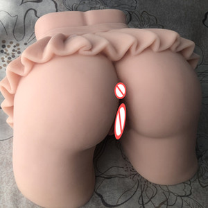 Realistic Ass Adult Sex Doll Male Masturbator odorless Real Vagina And Anal Masturbation Adult Sex Toys for Men top quality