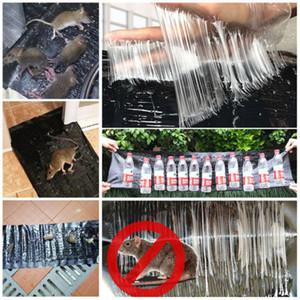 Big Size Glue Trappole consiglio Super Sticky roditori Mice Topo Ratto serpente Bugs sicuro Super Black trappole Sticky roditori trappole 1PC
