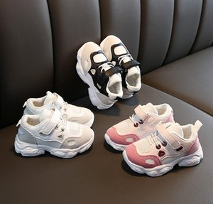 Children Shoes for Girls Sneaker Boys Sport Shoes Spring Autumn New Soft Bottom Baby Toddler Flat Sneaker Kids Casual Shoes