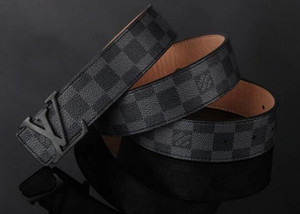 2020 Les nouvelles ceintures de luxe de la mode pour hommes, femmes Designe ceintures mâles de haute qualité ceintures d'origine pour hommes en cuir homme