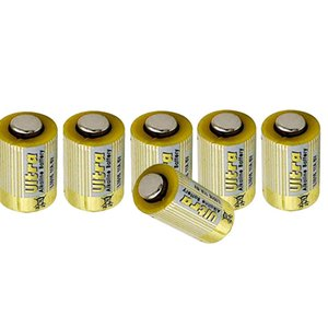 100PCS 1 batch 11A 6V primary dry battery L1016 new alkaline battery factory direct wholesale suitable for car key remote control toy
