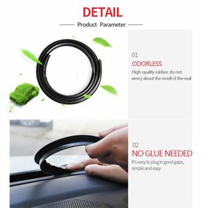 Araba Cam Dashboard için 1.6m Sızdırmazlık Şerit Gürültü Ses geçirmez Anti-toz Mühür