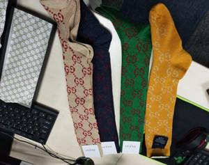 15 colores medias de seda dorada 2020 nuevo calcetín de moda con caja de regalo muestra calcetines finos de pierna femenina calcetines de algodón de punto de múltiples colores