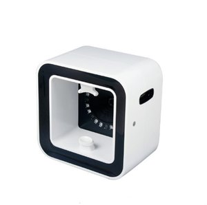 ¡¡¡Gran venta!!! Analizador facial de la piel Máquina y analizador magnético Anylisis de luz UV Independiente Mágico Mirror Mirror Face Tester
