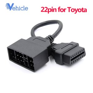 Автомобиль удлинительный кабель OBD 2 OBD2 разъем ODB2 OBD2 автомобиля диагностический автоматический сканер инструмент 17pin / 22pin для 16Pin