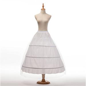최고 품질 화이트 3 농구 페티코트 크리 놀린 슬립 속치마를 들어 웨딩 드레스 신부 드레스 플러스 사이즈 웨딩은 CPA1237를 페티코트