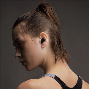 Nueva Airdots TWS Bluetooth para auriculares estéreo de graves BT 5.0 Eeadphones con el Mic Auriculares manos libres Epacket gratuito