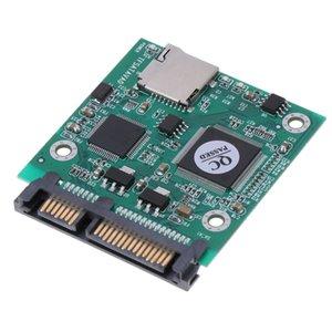 22PIN TF Kart için SATA SSD Adaptörü Dönüştürücü Kart Windows Linux