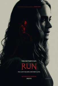 Run poster silk Art new movie 02