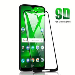 9D Curved Glass for moto g6 g7 play plus power e5 e4 p30 note protective glas on moto g 7 plus screen protector film