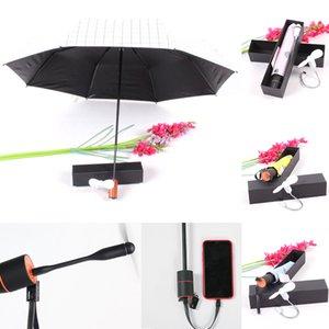 Carregamento Umbrella Fan Umbrella Folding 2000 MAh Para Enviar Fan New Arrival Dropshipping
