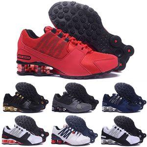 Nike Shox 2019 새로운 높은 품질 남성 클래식 TLX 애비뉴 (803) 오즈 CHAUSSURES 팜므 신발 스포츠 트레이너 테니스 쿠션 운동화를 실행 제공