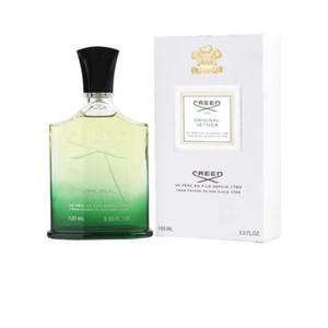 Nuevo perfume para hombres Colonia Credo Vetiver la fragancia del perfume Parfum fresca natural Lasting envío