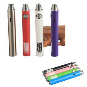 기화기 펜 카트리지 전자 CIG 카트리지 배터리 USB 충전과 650mah 900mah Vape 배터리 우고-V II 510 스레드 배터리