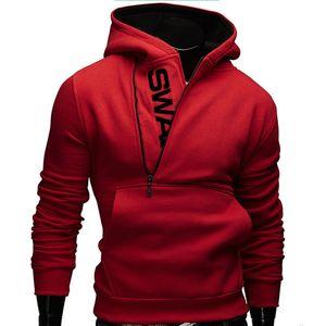 6XL Marque De Mode Hoodies Hommes Sweat Survêtement Mâle Zipper À Capuche Veste Casual Sportswear Moleton Masculino Assassins Creed