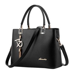 Pelle Moda Donna Crossbody borsa borsa donna borse da spalla elegante Messenger hangborsa Bolsa Feminina De Couro # T3G