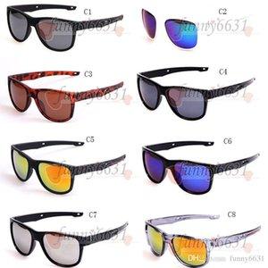 Sommer MARKE neue Fahrrad-Glas-MÄNNERSonnenbrille trägt zur Spitze radfahrensonnenbrille zur Schau Sport spectacl Art und Weise blenden die freeshipping Farbenspiegel