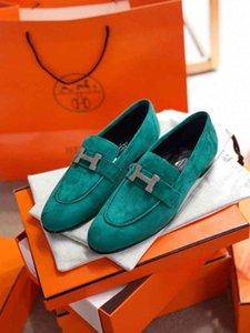 Signora Flat Casual Fashion qualità singola esterna Lok Benedizione scarpa riva causale della moda