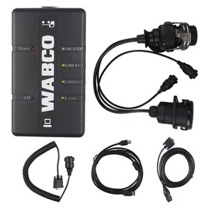 2020 WABCO DIAGNOSTIC KIT (WDI) Trailer Truck supports system Auto tool DHL Free