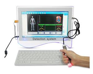 새 버전! TopQuality 양자 바이오 공명 자기 몸의 건강 분석기 / 분석기 기계 양자 공명