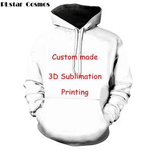 wholesale Custom Full Print 3d Hoodies Mens women Polluver Sweatshirt Men Hoodies Customsize Plus Size Drop shipping