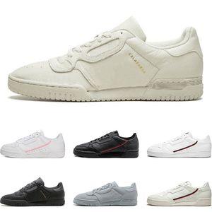 New Calabasas PowerPhase Grey Continental 80 calçados casuais rosa azul do núcleo preto OG mulheres brancas mensTrainer Sports Sneakers 36-45