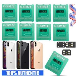 neue RSIM14 RSIM 14 Entsperrkarte für iPhone kompatibel mit ALL IOS und Modell DHL Shipping