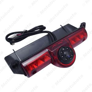 Auto Brake IR LED Luce di retrovisione che inverte parcheggio Camera / Per GM Chevy espresso Savana furgoni # 5373
