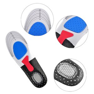 Unisex Orthotic Arch Support Shoe Pad Sport Running Insoles Insert Cushion for Men Women Deodorization Soft Insole