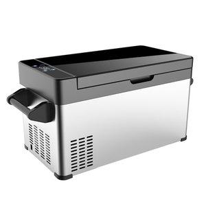 30 40L car refrigerator12V 24V 220V mini compressor can freeze and freeze outdoor portable camping