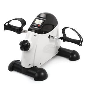 Pedal Heimtrainer Mini-Bike nach Hause Fitness-LCD-Display Multifunktions-Indoor-Cycling-Stepper Mini-Luftdruck
