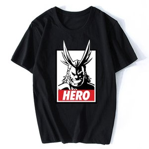 My Hero Academia T Shirts Man Short Sleeve Boku No Hero Academia Cosplay Funny Streetwear Cartoon Anime T-shirt for Man woman