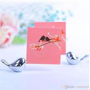 A26 supporto del metallo dell'uccello di amore di carta del posto Tabella della festa nuziale della sposa bambino doccia Battesimo favore del partito regalo souvenir aa334-341 2.017.120,21 mila