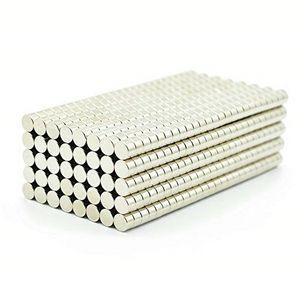 100 STÜCKE 5x3 Starke Neodym-magnet Permanent N35 NdFeB Super Leistungsstarke Kleine Runde Magnetische Kühlschrankmagnete Disc 5mm x 3mm