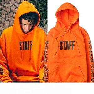 hip hop Purpose Tour Men Rap Justin Bieber Sweatshirts Alchemist Staff Hoodie male female Streetwear Front Pocket Fleece couple Hoodies