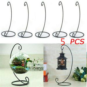 5PC Christmas Bauble Holder Ornaments Hanging Display Stand Hanger Metal L shape garden flower pot flower pot flowers 20