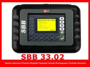 OBD2 İmmobilizer Oto Anahtar Programcı SILCA SBB V33.02 Evrensel Key Maker Transponder Anahtar